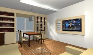 1 mieszkanie